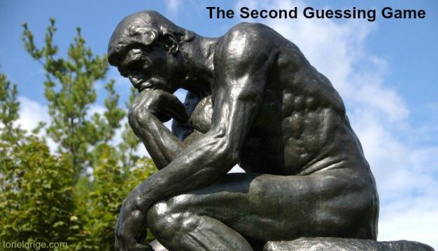 The Second Guessing Game