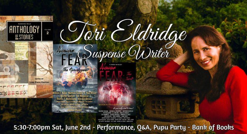 ToriEldridgeBankOfBooksEvent
