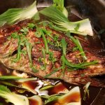 Whole Steamed Fish