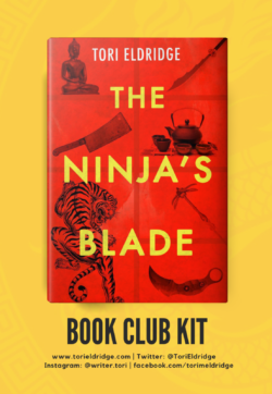 Ninja's Blade Book Club Kit image