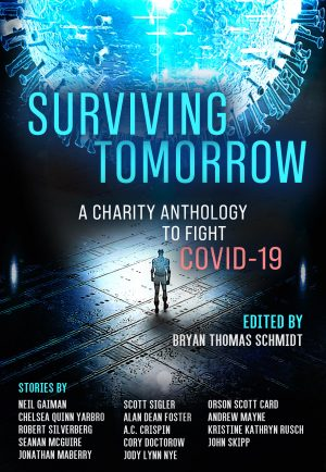 Surviving Tomorrow cover 1